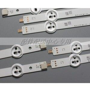 Image 5 - 8 adet x 37 inç Arka Işık Şeritleri için 37LN Dizi LC370DXE AGF78401301 37LN5400 37LN5404 ZA 6916L 1137A 1138A 1139A 1140A