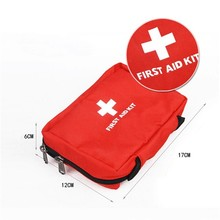 Outdoor Emergency Medical First Aid Pouch