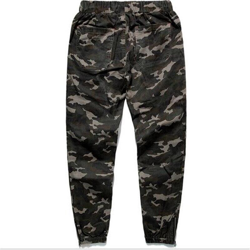 Army militar camouflage tactical pants outwear basic sweatpants plus size xxxl windbreak camo trousers elastic waist