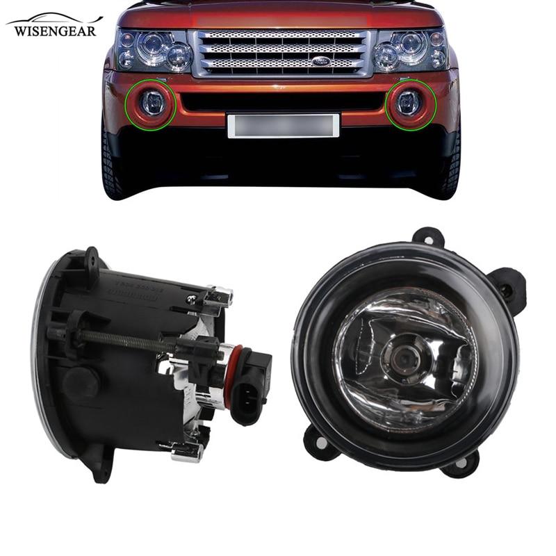 WISENGEAR Car Front Fog Light Lamp For Land Rover LR Discovery 2 LR3 Range Rover Sport XBJ000080 XBJ000090 Left Right Foglight / продам range rover sport 2 7 td 190 hp