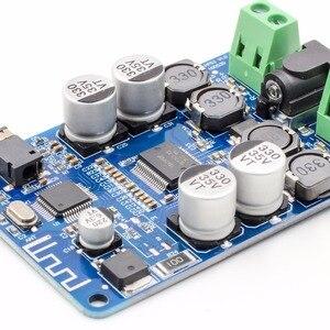 Image 4 - TDA7492P Bluetooth 4.0 V4.0 V2.1 אודיו מקלט מגבר לוח מודול עם AUX ממשק 2*25W כונן רמקול AUX ממשק