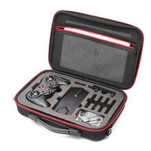 Powstro дистанционного Управление чемодан с аппаратурой для летательных Устройств HD Wi-Fi Камера 6-Axis Gyro четырехосевой летательный аппарат ящик для хранения Батарея сумка для хранения для HS160