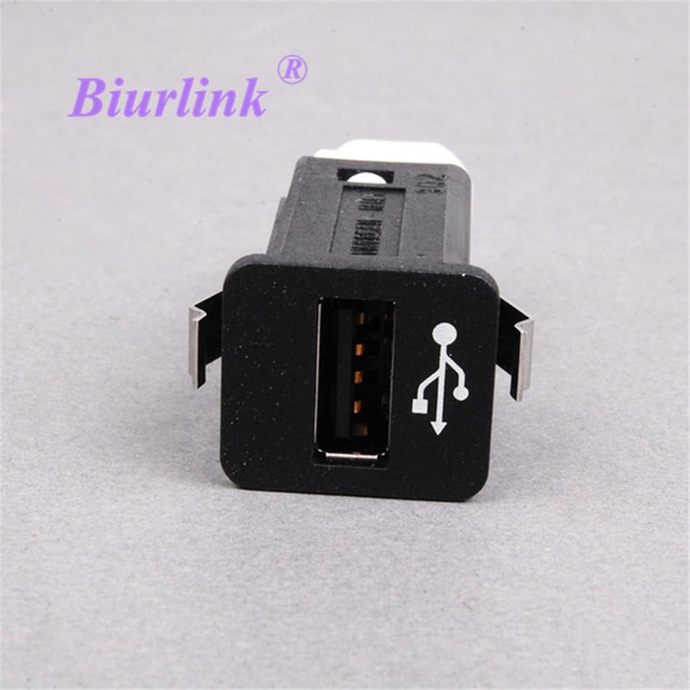 biurlink usb socket usb switch port for bmw e70 e71 e82. Black Bedroom Furniture Sets. Home Design Ideas