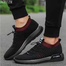 Brand Summer Men Socks Sneakers Beathable Mesh Male Casual Shoes Lace up Sock Shoes Loafers Boys Super Light Sock Trainers Q59 2018 new brand summer men casual shoes beathable mesh male casual shoes lace up shoes man super light shoes 5