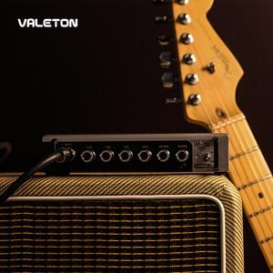 Image 2 - Wzmacniacz gitarowy Valeton z pogłosem zniekształcenia Overdrive asfaltowy TAR 20G pedał platforma wzmacniacz głowy z CAB SIM