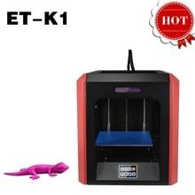 2017 Бесплатная Доставка 3D Комплект Принтера Full Metal Большой Размер Печати Высокая Точность Качество Подарок Одного Экструдера 0.4 мм сопла