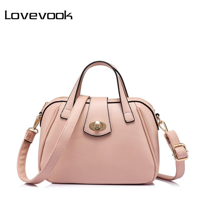 LOVEVOOK бренд модные роскошные женские дизайнерские сумки мессенджер высокого качества с длинным ремнем Розовая/Голубая/Красная