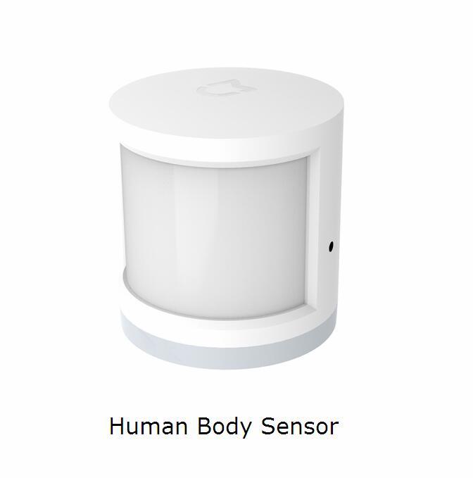 Human Body Sensor