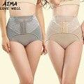 Mujeres body shaper body slimming underwear vientre postparto de maternidad de la correa de recuperación tummy invisible cintura fajas correctivo