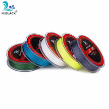 100M 5 Colors  4 Strands Japan Multifilament 100% PE Braided Fishing Line 8LB to 80LB Tough and strong fishing line
