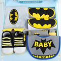Baby Gifts / Advanced Batman  baby romper suit + Pants + Hats + Shoes + Blankets + Gift Boxes / Baby Birth Gifts / Baby Set