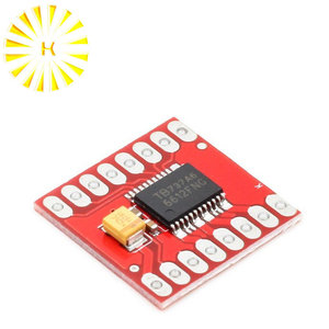 1pcs Dual Motor Driver 1A TB6612FNG for Arduino Microcontroller Better than L298N(China)