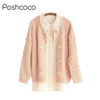 Hitz Tanyun Hand Embroidered Small Cardigan Coat Sweater T Shirt Women S Wholesale Small Fresh