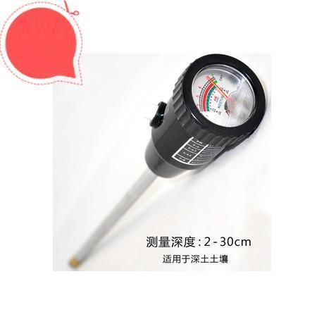 Free shipping 12 inch probe flowers plants garden tools ph meter soil moisture measuring instruments and analysis