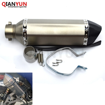 General Motorcycle Parts Exhaust Pipe 36-51 mm Stainless Steel Motorcycle Exhaust Pipe For Suzuki GSX1300R GSXR 1300 SV1000
