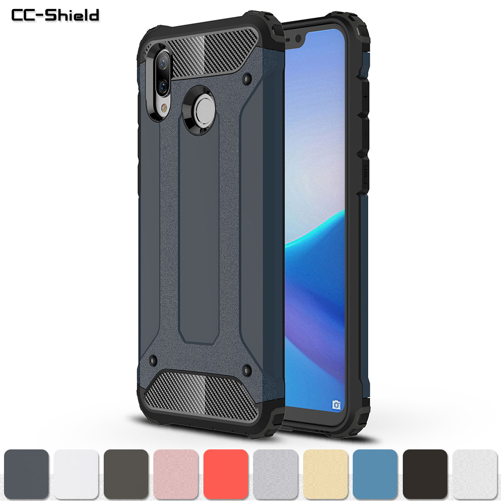 half off 42c74 39b0e US $3.99 9% OFF|Armor Case for Huawei Honor PLAY COR L29 COR AL00 HonorPlay  Phone Case for Huawei Honor PLAY COR L29 AL00 Frame Protection Cover-in ...