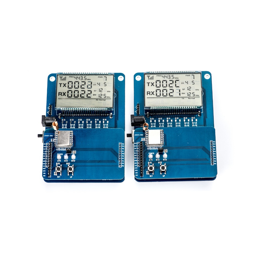 1pc Lora module Lora1276 C1 functional Debugging DEMO Board sx1276 include module