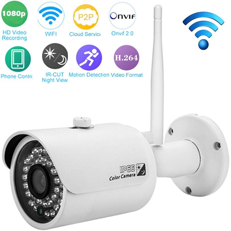 bilder für Owlcat Wifi Ip-kamera Bullet Im Freien Wasserdichte Onvif Drahtlose Netzwerk Kamara 2mp Full Hd 1080 p 720 p Sicherheit Cctv kamera