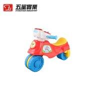 FS игрушки 1 компл. 35382 Пластик дети скутер ездить на игрушки электрические автомобиль для маленьких детей мотоцикл трехколесный велосипед р