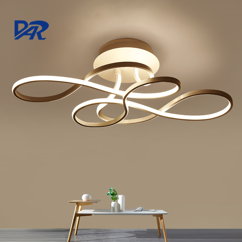 110w Wall Mounted Acrylic Ceiling Modern Led Light For Dining Room Lustre Led Ceiling Lamp Home ...
