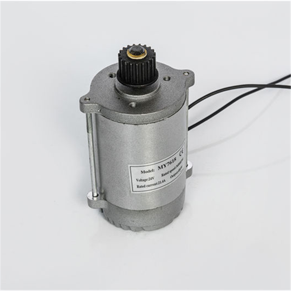 Mini electric scooter high speed permanent magnet brushless motor of MY7618 450W24/36V 60v 3000w 4600rpm permanent magnet brushless differential speed dc motor electric vehicles machine tools accessories motor