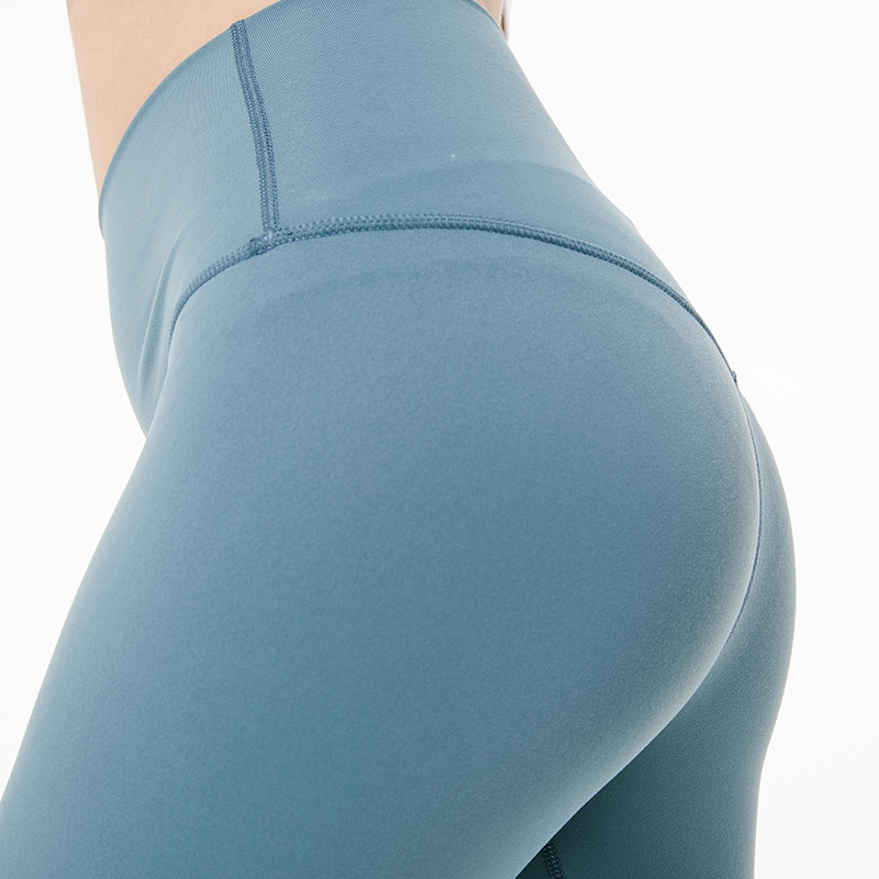 Women Tight Sports Capri Sexy Yoga Tummy Control Legggings