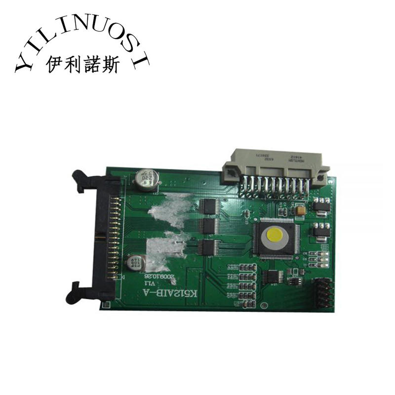 MYJET KMLA-3208 Printer Printhead Connector Board A (Third Generation) free shipping best price konica 512i printhead connector board for inkjet printer large format printers 512i printhead