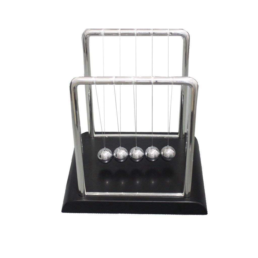 Desk Toy Newton/'s Cradle Art in Motion Swinging Balls Gift for the Boss New