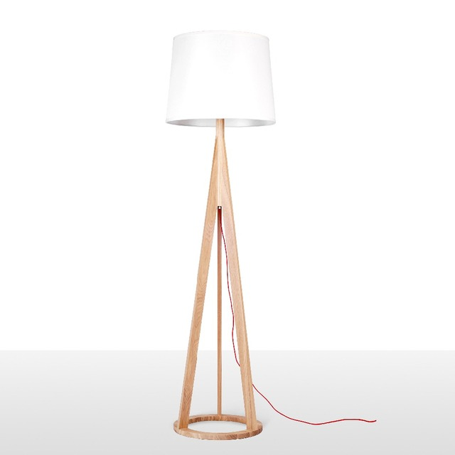 2016 Modern Wood Floor Lamps Base For Living Room From Im Wood Lamp