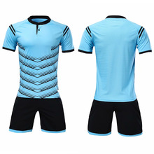 19-20 mens new football jersey suit blank adult uniform printing training