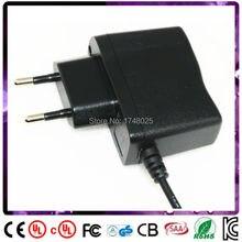 Frete grátis 1 pcs adaptador de energia dc 12 v 250ma 0.25ma 3 W UE de entrada para 100 240 v ac 5.5×2.1mm 0.9 m DC cabo de Alimentação do transformador