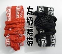 100% katoenen kleding riem kung fu tai chi riemen wing chun multicolor taiji riemen hoge kwaliteit riem voor kungfu praktijk groothandel