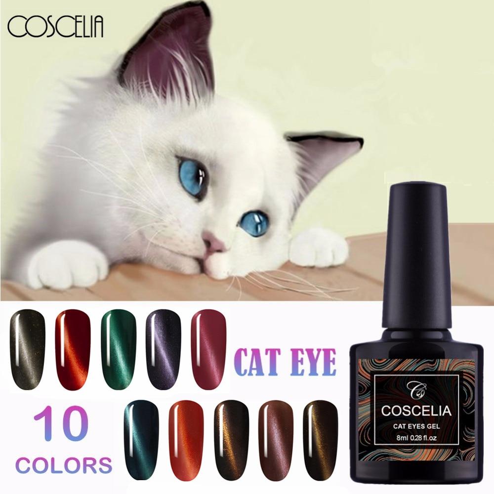 8ml coscelia cat eye