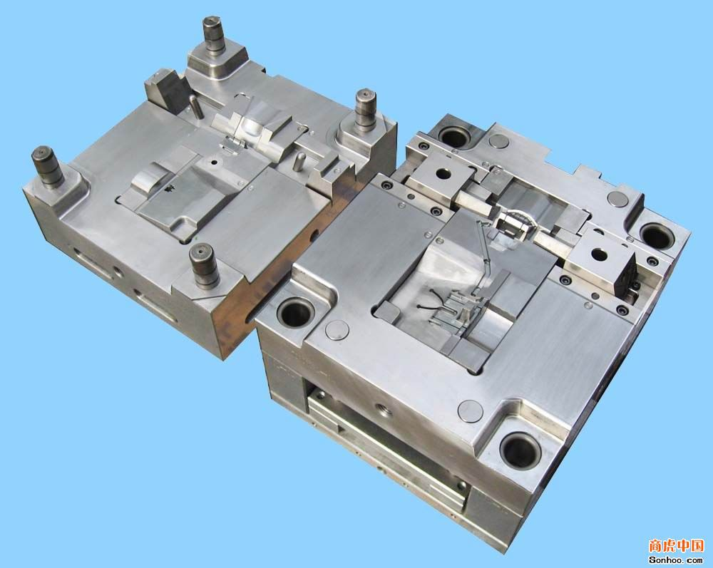 Professional high quality polish plastic injection mould/die casting mold/punching mold high quality electric cooker plastic injection mold