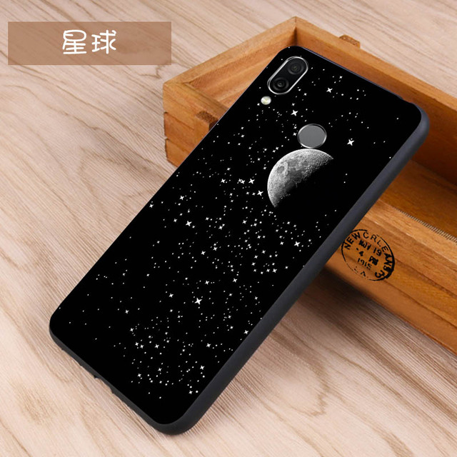 US $4 99 |For Huawei Honor 8x Case Silicone Print Patterned Soft TPU Back  Cover for Huawei Honor 8x max Protective Phone cases shell-in Fitted Cases