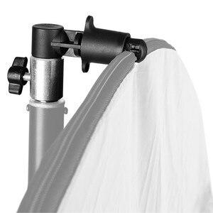 Image 5 - Refletor de suporte vertical para fotografia, painel fotográfico refletor suporte difusor giratório cabeça refletor braço suporte