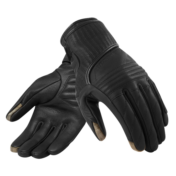 New 2019 Revit Antibes Dark Brown Men 39 s Ladies Leather Gloves for Street Motorcycle Touring in Gloves from Automobiles amp Motorcycles