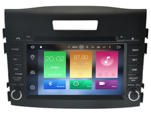 Android 6.0 CAR Audio DVD player FOR HONDA NEW CR-V 2012 gps Multimedia head device unit receiver BT WIFI