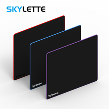 Smooth Hard Mouse Pad Matte Resin Polymer Silicone Bottom Plastic Large Size Gaming Mousepad No Smell Mouse Mat for Gamer