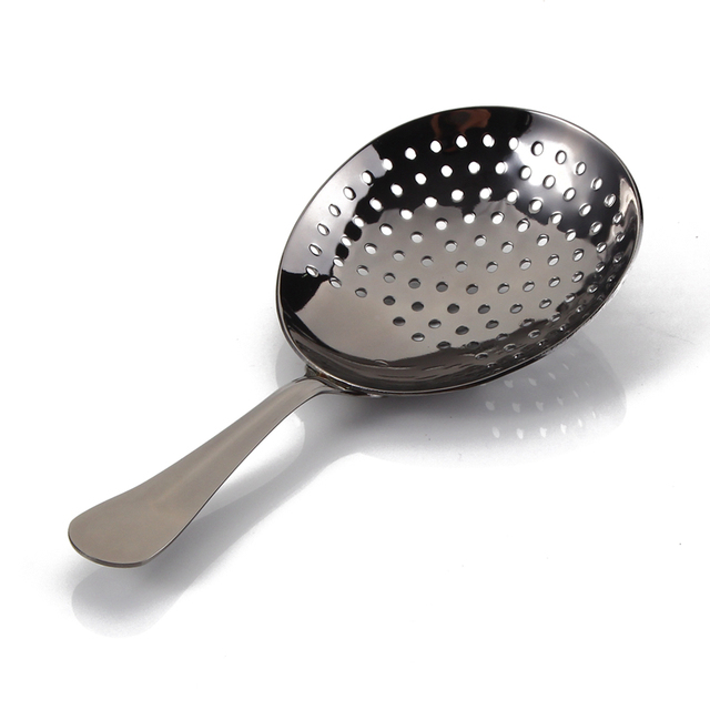 Colorful Stainless Steel Cocktail Strainer