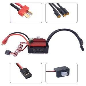 Image 3 - SURPASSHOBBY KK 방수 35A ESC 전기 속도 컨트롤러 RC 1/16 1/14 RC 자동차 2838 2845 브러시리스 모터