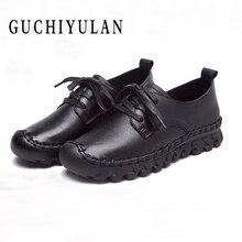 Для женщин повседневные туфли на плоской подошве модная обувь для отдыха на платформе квартира Мокасины Для женщин тапки женские Zapatos Mujer
