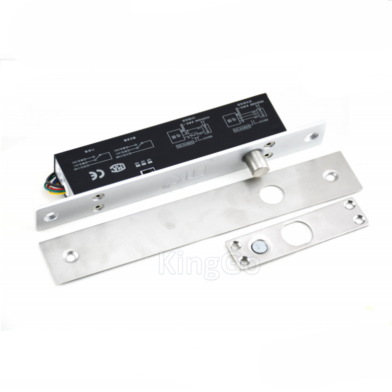 no electric bolt lock low temperature time delaypower off lock for