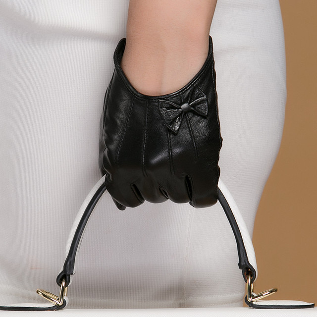 Perfect Genuine Leather Gloves for Women