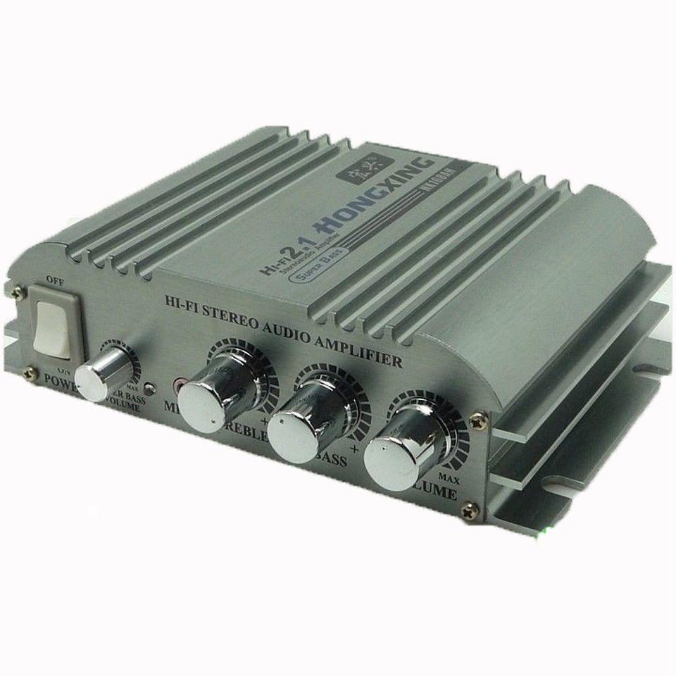 60w Bass Amplifier