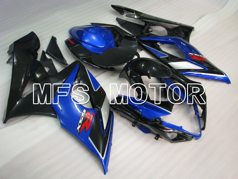 For Suzuki GSXR 1000 K5 2005 2006 Injection ABS Fairing Kits GSXR1000 K5 05 06 - Others - Black/Blue oem injection moulding moto fairing kit for suzuki k5 gsxr 1000 2005 2006 kits 05 06 all glossy black full fairings kits