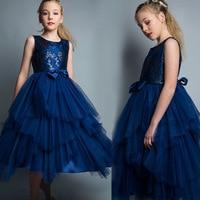 girls dress kids dresses for girls bowknot sleeveless christmas dress princess vestidos 3 to 14 years old new years eve dress