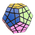 12-side Megaminx Magic Cube Speed Puzzle Twist Game Education Intelligence Gift