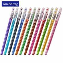 Хорошие гелевые яркие неоновые цветные ручки 12 цветов заказать недорого купить цветы мимоза