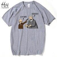 Breaking Bad Game Of Thrones T Shirts Men Hodor Heisenberg Casual Man T Shirts Cotton Swag